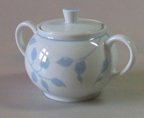 arzberg 1382 bl tterdekor zuckerdose friendly dishes porzellan. Black Bedroom Furniture Sets. Home Design Ideas